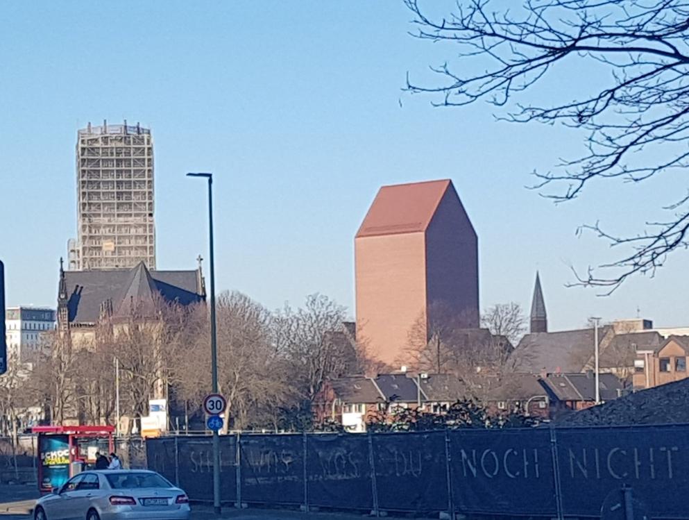 O & O Baukunst: Landesarchiv NRW Duisburg (2020). Foto: Christian Heuchel.