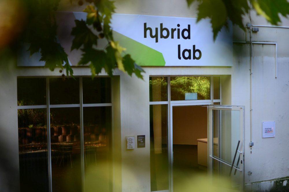 Hybrid Lab (2017). Foto: Hybrid Plattform.