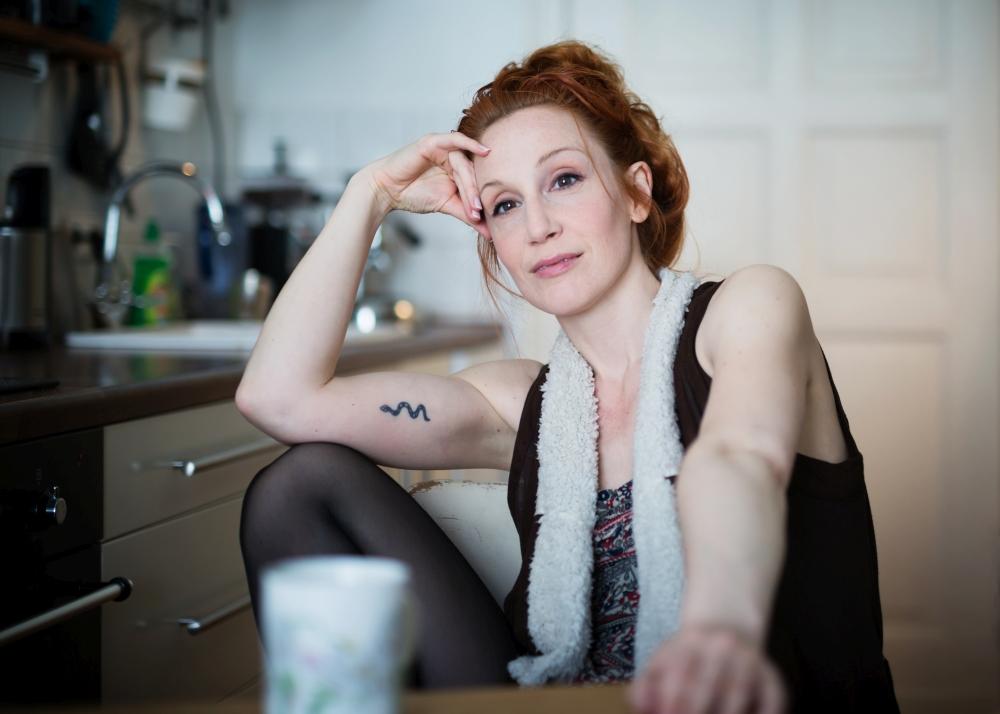 Eva Verena Müller (2017). Foto: Gregory B. Waldis.
